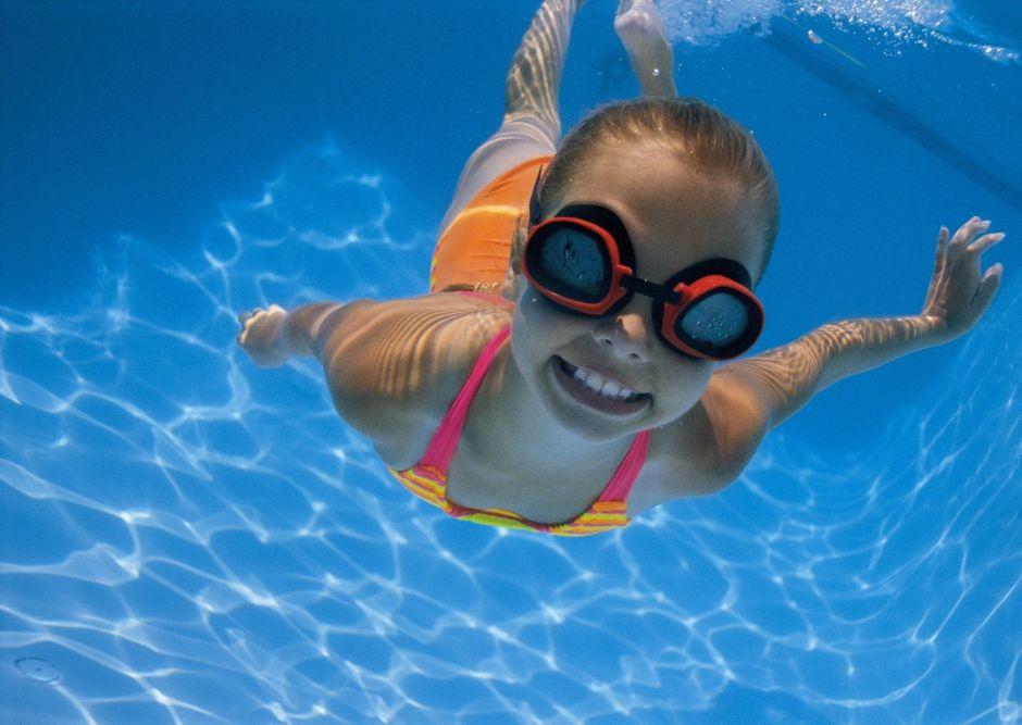 natation enfant autiste