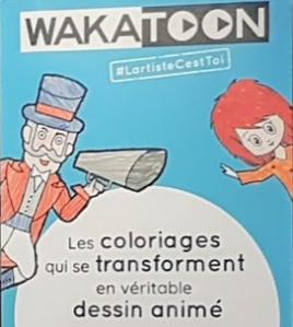 wakatoon affiche