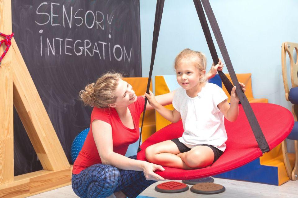 intégration sensorielle autisme