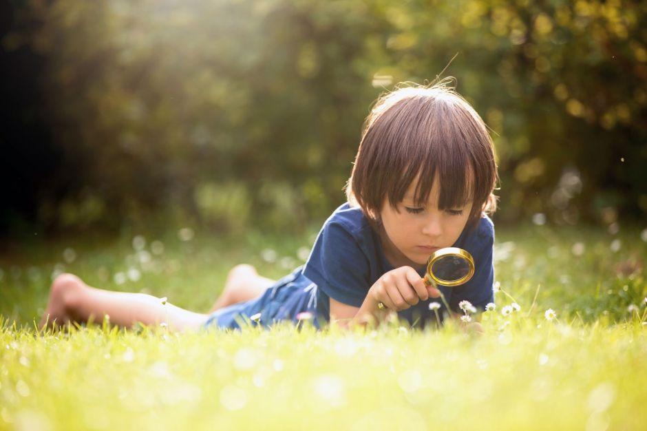 bienfaits de la nature pour les enfants tsa ou autistes